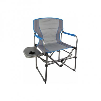 Skládací židle HIGHLANDER Directors Chair šedá