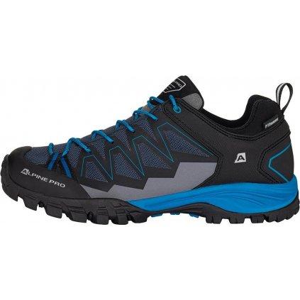 Pánská outdoorová obuv ALPINE PRO Lobene modrá