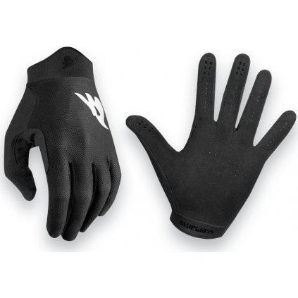 Cyklistické rukavice BLUEGRASS Union černá