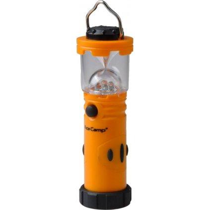 Kempingová svítilna ACE CAMP Mini žlutá