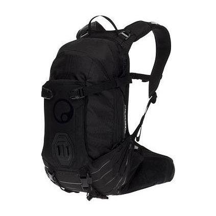 Cyklo batoh ERGON BA2 E Protect Stealth černá