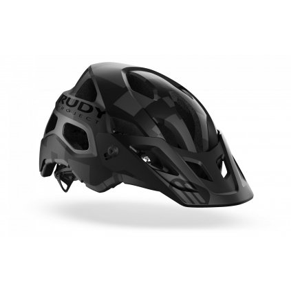 Cyklistická helma RUDY Protera Plus černá