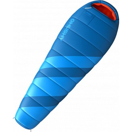 Spacák HUSKY Outdoor Montello -10°C modrá