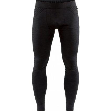 Pánské termo spodky CRAFT Fuseknit Comfort černá