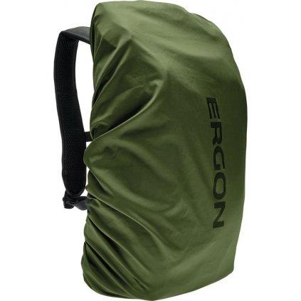 Pláštěnka pro batoh ERGON BC Urban zelená