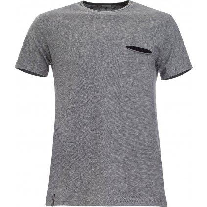 Pánské tričko WOOX Damrak Grey