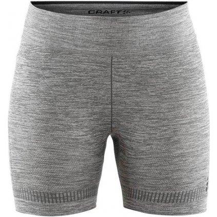 Dámské funkční boxerky CRAFT Fuseknit Comfort tmavě šedá