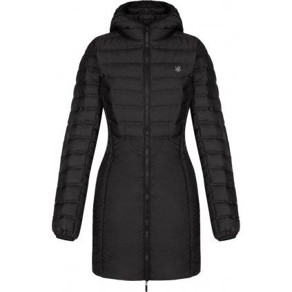 Dámský zimní kabát LOAP Iterka černá