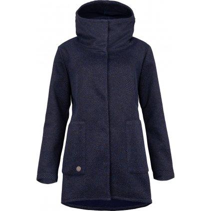Dámský softshellový kabát WOOX Pateo Myrtilli Blueberry