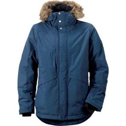 Pánská zimní bunda DIDRIKSONS Yed modrá