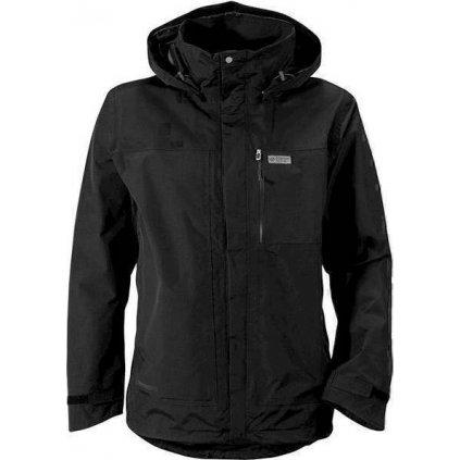 Pánská outdoorová bunda DIDRIKSONS Tropos černá