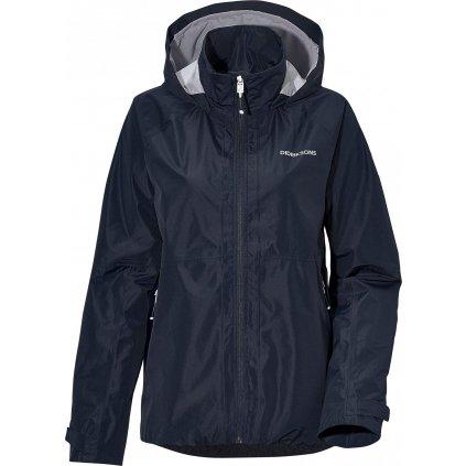 Dámská outdoorová bunda DIDRIKSONS Stratus modrá