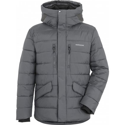Pánská zimní bunda DIDRIKSONS Paul šedá