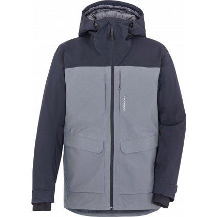 Pánská zimní bunda DIDRIKSONS Dale šedá
