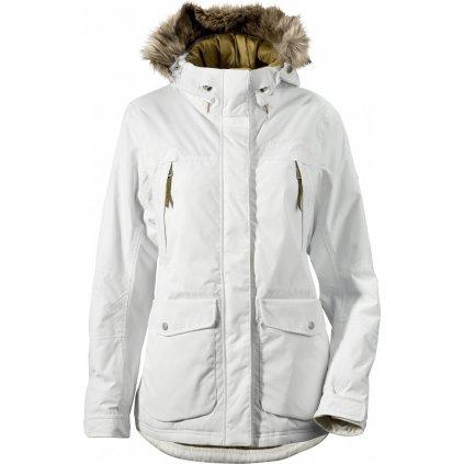 Dámská zimní bunda DIDRIKSONS Covert bílá