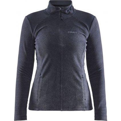 Dámské termo tričko CRAFT CORE Edge Thermal šedá