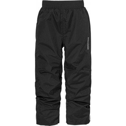 Dětské outdoorové kalhoty DIDRIKSONS Nobi černé