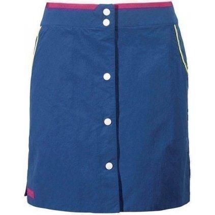 Dámská outdoorová sukně DIDRIKSONS Billie modrá