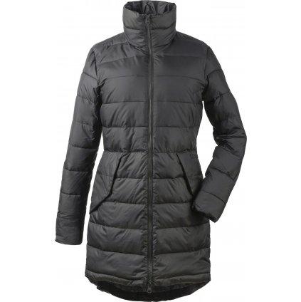 Dámský zateplený kabát DIDRIKSONS Hildur černý