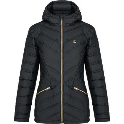 Dámská zimní bunda LOAP Italia černá