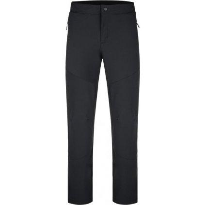 Pánské softshellové kalhoty LOAP Urget černé