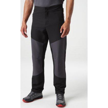 Pánské softshellové kalhoty LOAP Urek černé