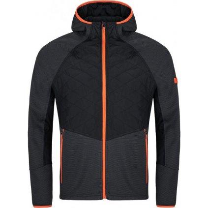 Pánský sportovní svetr LOAP Galileo šedý