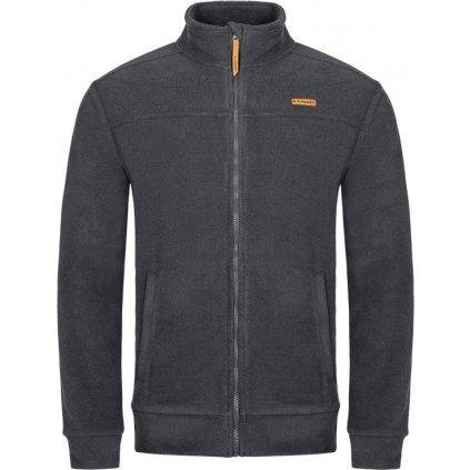 Pánský sportovní svetr LOAP Gembles šedý