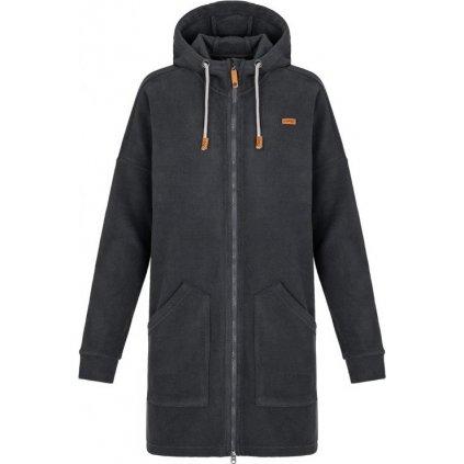 Dámský sportovní svetr LOAP Gekie šedý