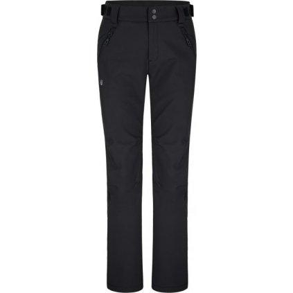 Dámské softshellové kalhoty LOAP Lekra černé