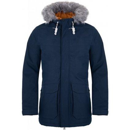 Pánský zimní kabát LOAP Narvic modrý