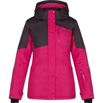 Dámská lyžařská bunda LOAP Lakia růžová