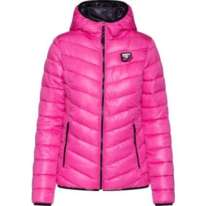 Dámská zimní bunda SAM 73 Evelyn růžová