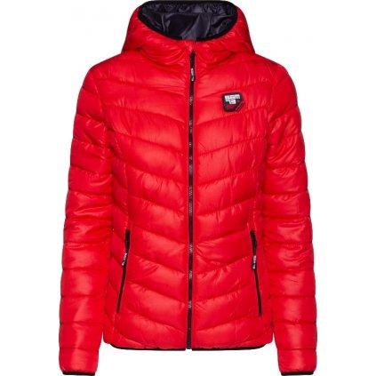 Dámská zimní bunda SAM 73 Evelyn červená