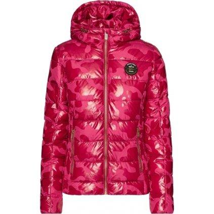 Dámská zimní bunda SAM 73 Agatha růžová
