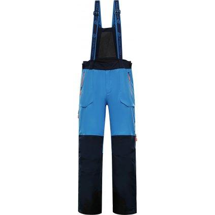 Pánské lyžařské kalhoty ALPINE PRO Nudd 5 modré