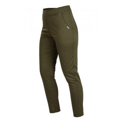 Dámské kalhoty LITEX zelené