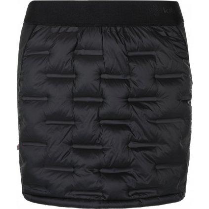 Dámská zateplená sukně KILPI Lian-w černá