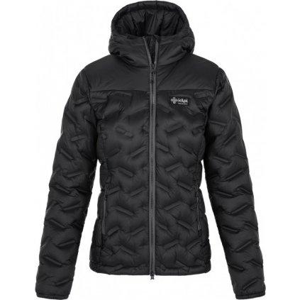 Dámská zimní bunda KILPI Smithers-w černá