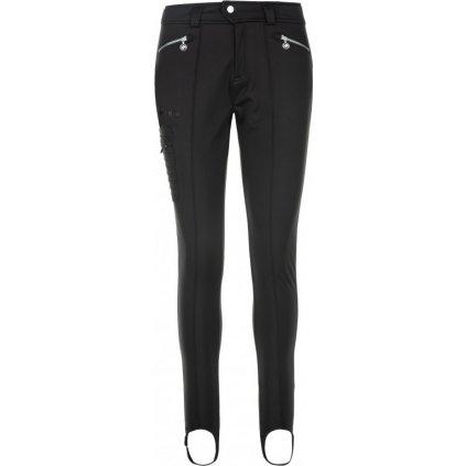 Dámské softshellové kalhoty na lyže KILPI Maura-w černá