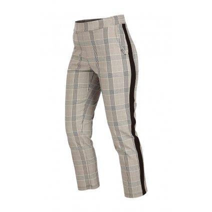 Dámské kalhoty LITEX v 7/8 délce šedé
