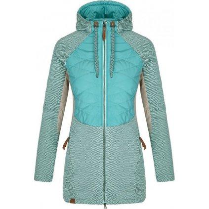 Dámský sportovní svetr LOAP Gaelin zelený