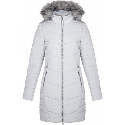 Dámský kabát do města LOAP Tafura šedý