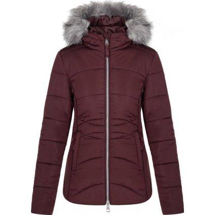 Dámská zimní bunda LOAP Tafa fialová