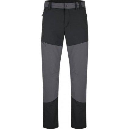 Pánské softshellové kalhoty LOAP Uriny šedé