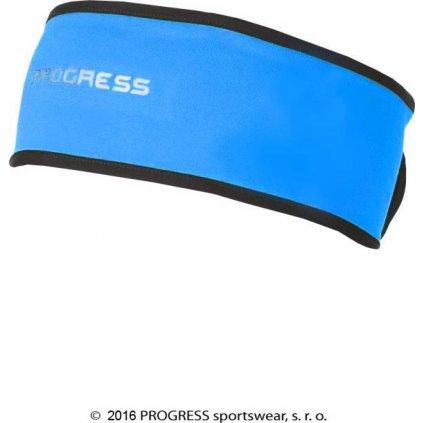 Zapínací funkční zimní čelenka PROGRESS TS CES  + Sleva 5% - zadej v košíku kód: SLEVA5