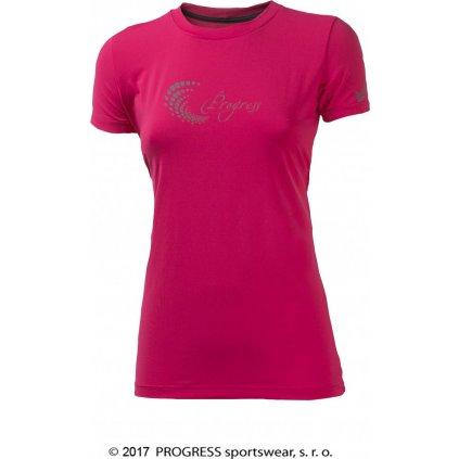 Dámské sportovní tričko PROGRESS Pantera  + Sleva 5% - zadej v košíku kód: SLEVA5