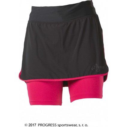 Dámská běžecká sukně PROGRESS Corona  + Sleva 5% - zadej v košíku kód: SLEVA5