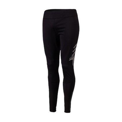 Běžecké windproof kalhoty ERLAND (Barva černá, Velikost XXL)