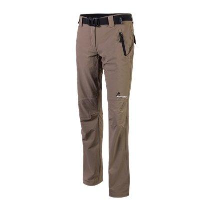 Outdoorové kalhoty SABA1 (Barva Tmavě olivová, Velikost XXL)